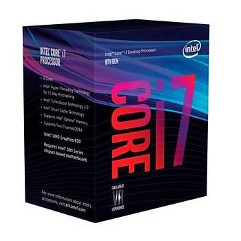 Intel Core i7-8700 3.20Ghz 12Mb 1151P Ýþlemci