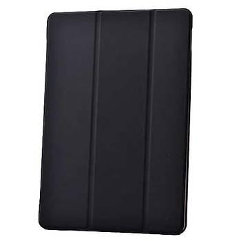AntDesign Apple iPad Air Pro 10.5 Smart Cover Standlý Kýlýf Siyah