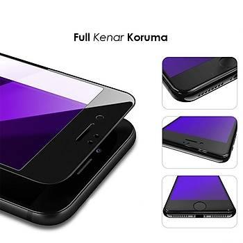 Piili Anti Blue Light iPhone 6/6S/7/8 Parlak Cam Ekran Koruyucu