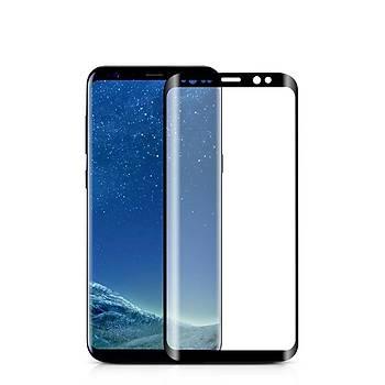 AntDesign NANO PET Samsung Galaxy S9 Siyah Ekran Koruyucu Film