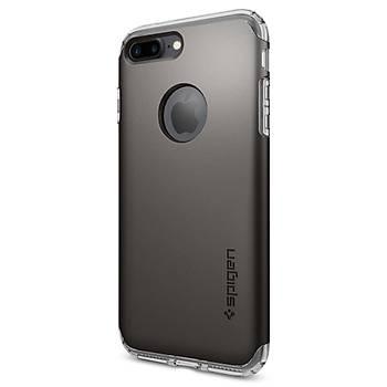 Spigen iPhone 7 Plus Hybrid Armor Kýlýf Gun Metal