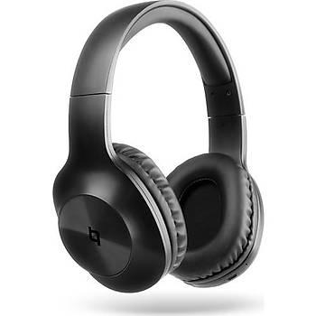 Ttec SoundMax Kulaküstü Kablosuz Bluetooth Kulaklýk Siyah 2KM117S