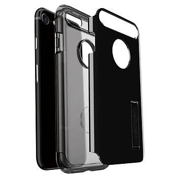 Spigen Slim Armor iPhone 7 / iPhone 8 Kýlýf Jet Black