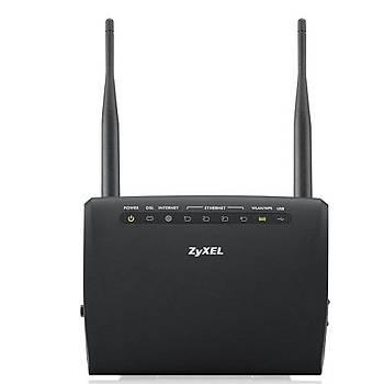 Zyxel Vmg 1312-B10D Vdsl/Adsl 4P 300M Fiber Modem