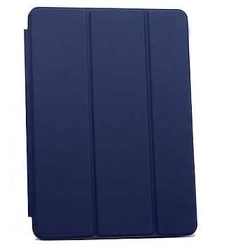 AntDesign iPad Air Pro 10.5 Smart Cover Standlý Kýlýf Lacivert