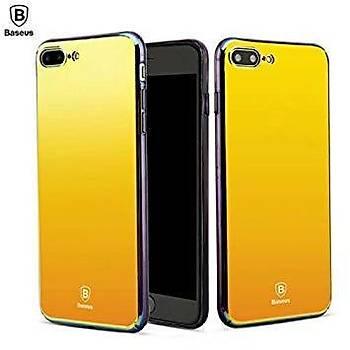 Baseus Glass Mirror iPhone 6 Plus/6S Plus Aynalý Kýlýf Gold
