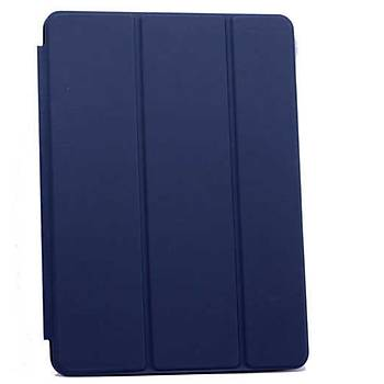 AntDesign Apple iPad Air 2 Smart Cover Standlý Kýlýf Lacivert