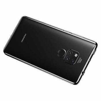 Baseus Huawei Mate 20 Simple Case Koruyucu Ýnce Kýlýf Þeffaf