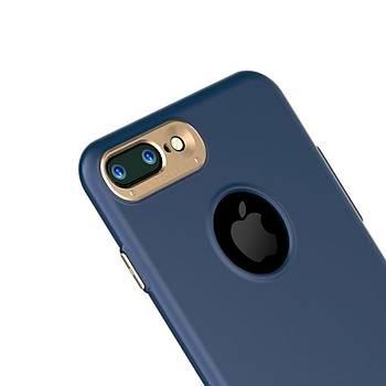Baseus Simpleds Serisi Apple iPhone 7 Plus Kýlýf Mavi