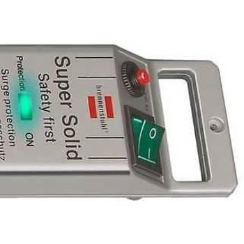 Brennenstuhl Super-Solid surge protection 13.500 A 8Li Priz Gümüþ
