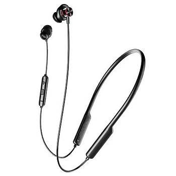 Baseus Encok Bluetooth Earphone S12 Su Geçirmez Kulaklýk Siyah