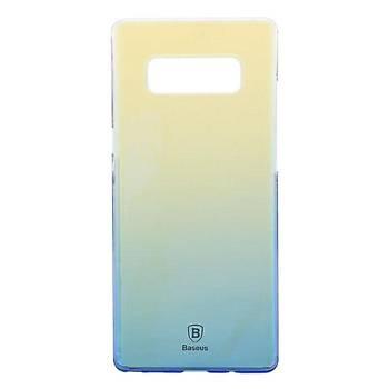 Baseus Samsung Galaxy Note 8 Glaze Kýlýf Mavi
