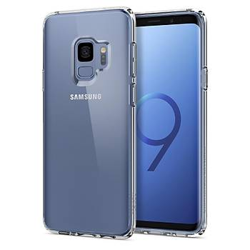 Samsung Galaxy S9 Spigen Ultra Hybrid Kýlýf Crystal Clear