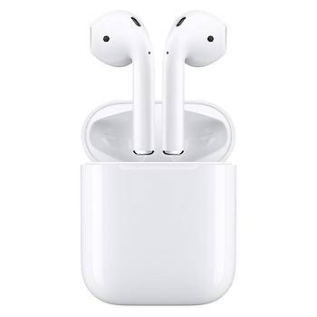 Apple AirPods Stereo Bluetooth Kulaklýk Beyaz