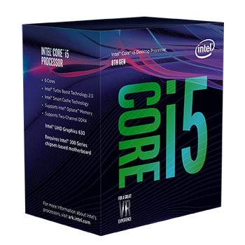 Intel Core i5-8400 2.80Ghz 9Mb 1151P Ýþlemci