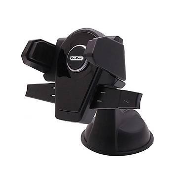 Go Des GD-HD606 Magnetic Car Holder Araç Telefon Tutucu