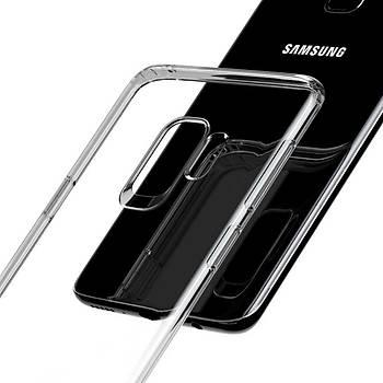 Baseus Simple Serisi Samsung Galaxy S9 Transparan Kýlýf Þeffaf