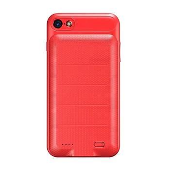 Baseus Ample Backpack Power iPhone 7/8 2500Mah Þarjlý Kýlýf