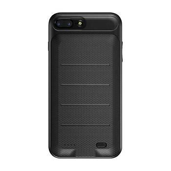 Baseus Ample Serisi iPhone 7 Plus/8 Plus 3600Mah Þarjlý Kýlýf
