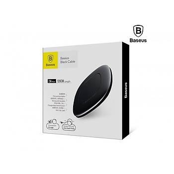 Baseus Black 1,2M 2A iPhone Lightning Data Þarj Kablosu Siyah