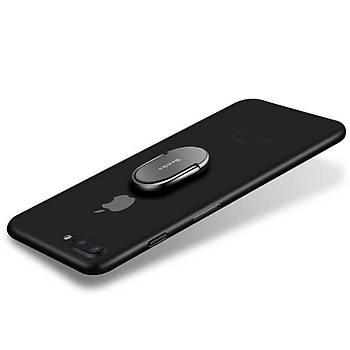 Benks Ring Serisi Telefon Yüzüðü ve Standý Black