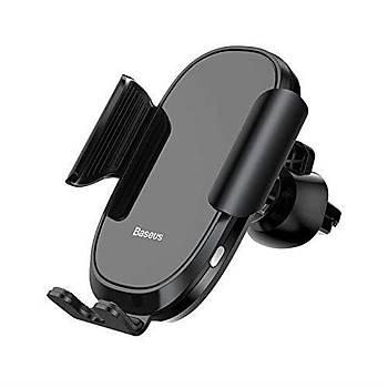 Baseus Smart Car Mount Havalandýrma Tipi Araç Telefon Tutucu
