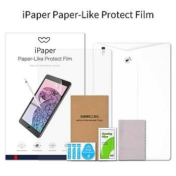 Wiwu Papper-Like Screen Ýpad Air 5/6 Air Uyumlu Ekran Koruyucu