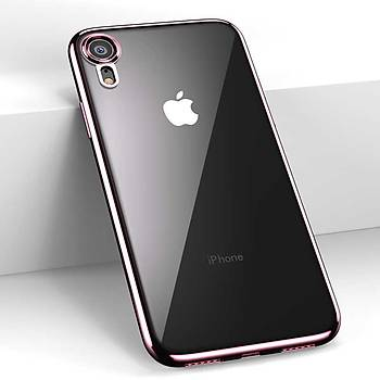 Benks Electroplating TPU Apple iPhone XR Rose Gold