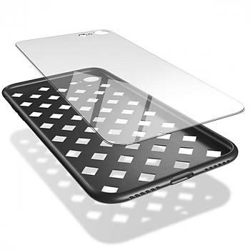 Baseus Paper Cut Serisi Apple iPhone 7 / iPhone 8 Kýlýf Siyah