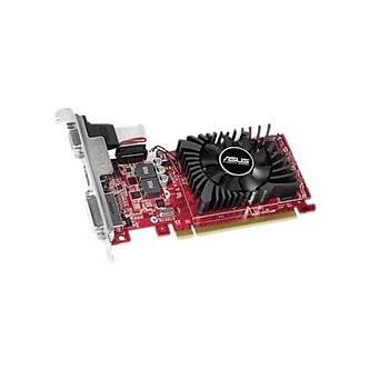 Asus R7240-Oc 4Gb Ddr3 128Být Dvý/Hdmý 16X Ekran Kartý