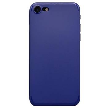 AntDesign iPhone 7 / iPhone 8 0.3mm Ultra Ýnce Kýlýf Lacivert