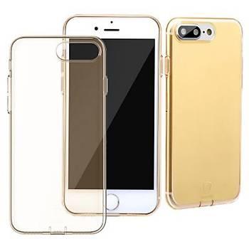 Baseus iPhone 7 Plus/8 Plus Soket Korumalý Transparan Kýlýf