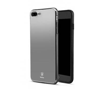 Baseus iPhone 6 Plus / 6S Plus Aynalý Kýlýf Siyah