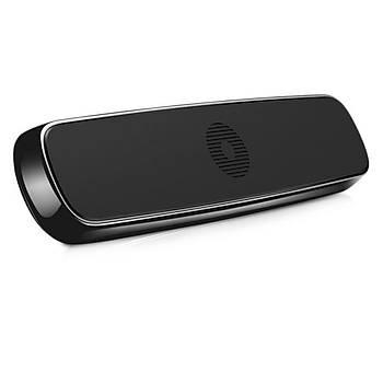 Baseus Double Clip Serisi Araç Ýçi Telefon Tutucu Siyah
