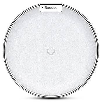Baseus IX Masa Üstü Kablosuz (Wireless) Þarj Cihazý Gri