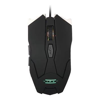 Hiper Iron Impact X30 Gaming Programlanabilir 3200Dpý Mouse ve Mouse Pad Set
