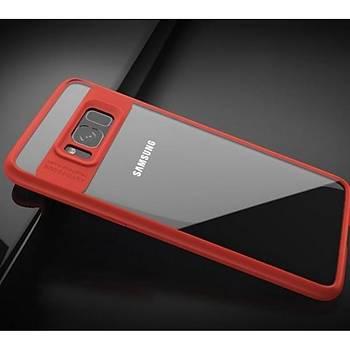 AntDesign Buttom Serisi Samsung Galaxy S8 PC TPU Kýlýf
