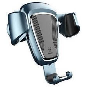 Baseus Gravity Serisi Evrensel Araç içi Telefon Tutucu Mavi