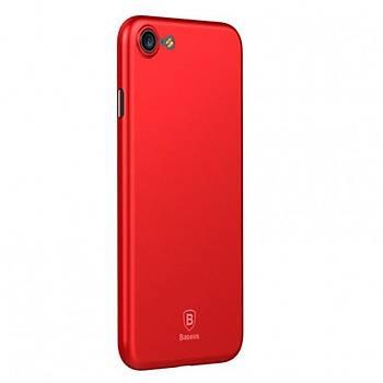 Baseus Wing iPhone 7 Plus/8 Plus Ultra Ýnce Kýlýf Transparan