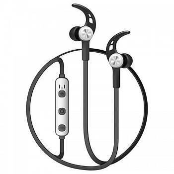 Baseus Licolor Magnet Mýknatýslý Spor Bluetooth Kulaklýk Siyah