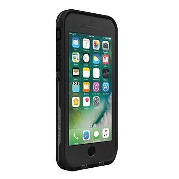 Lifeproof Fre Apple iPhone 7 / 8 Su Geçirmez Kýlýf Asphalt Black