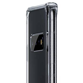 Benks Magic Crystal Clear Glass Galaxy S10 Kýlýf Þeffaf