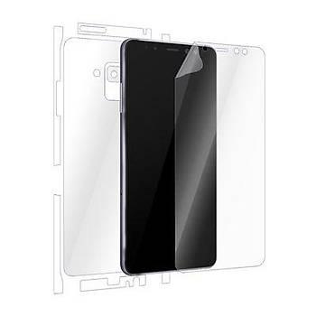 Piili 360 Derece Full Body Samsung Galaxy A8 2018 Koruyucu Film