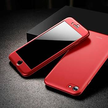 Baseus Fully iPhone 7 Plus/8 Plus 360 Derece Tam Koruyucu Kýlýf