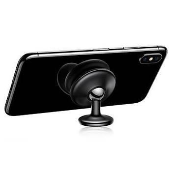 Baseus Star Ring 360 Derece Mýknatýslý Araç Telefon Tutucu