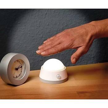 Brennenstuhl Sensörlü Güvenlik Anahtarlý 2 Led 60 Lm Gece Lambasý