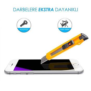 AntDesign Anti Blue Light iPhone 6/6S/7/8 Parlak Cam Ekran Koruyu