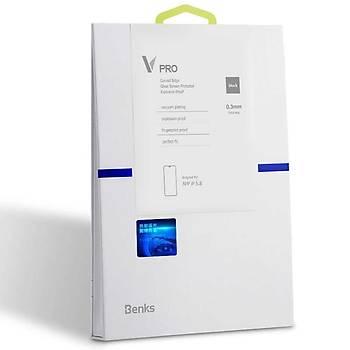 Benks V PRO Screen Protector Ýphone X/XS Ekran Koruyucu (0.3/Black)