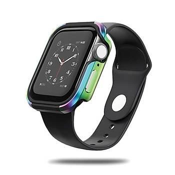 Wiwu Defense Apple Watch 44mm Darbe Emici Kýlýf Gökkusaðý