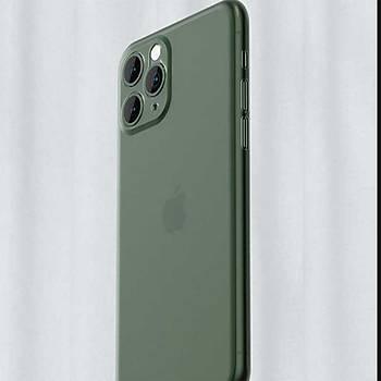 Benks iPhone 11 Pro Max Lollipop Protective Kýlýf Beyaz